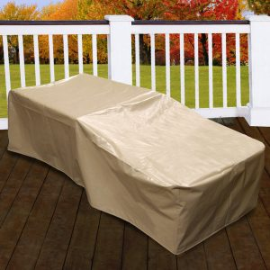 Malibu Single Adjustable Chaise Cover