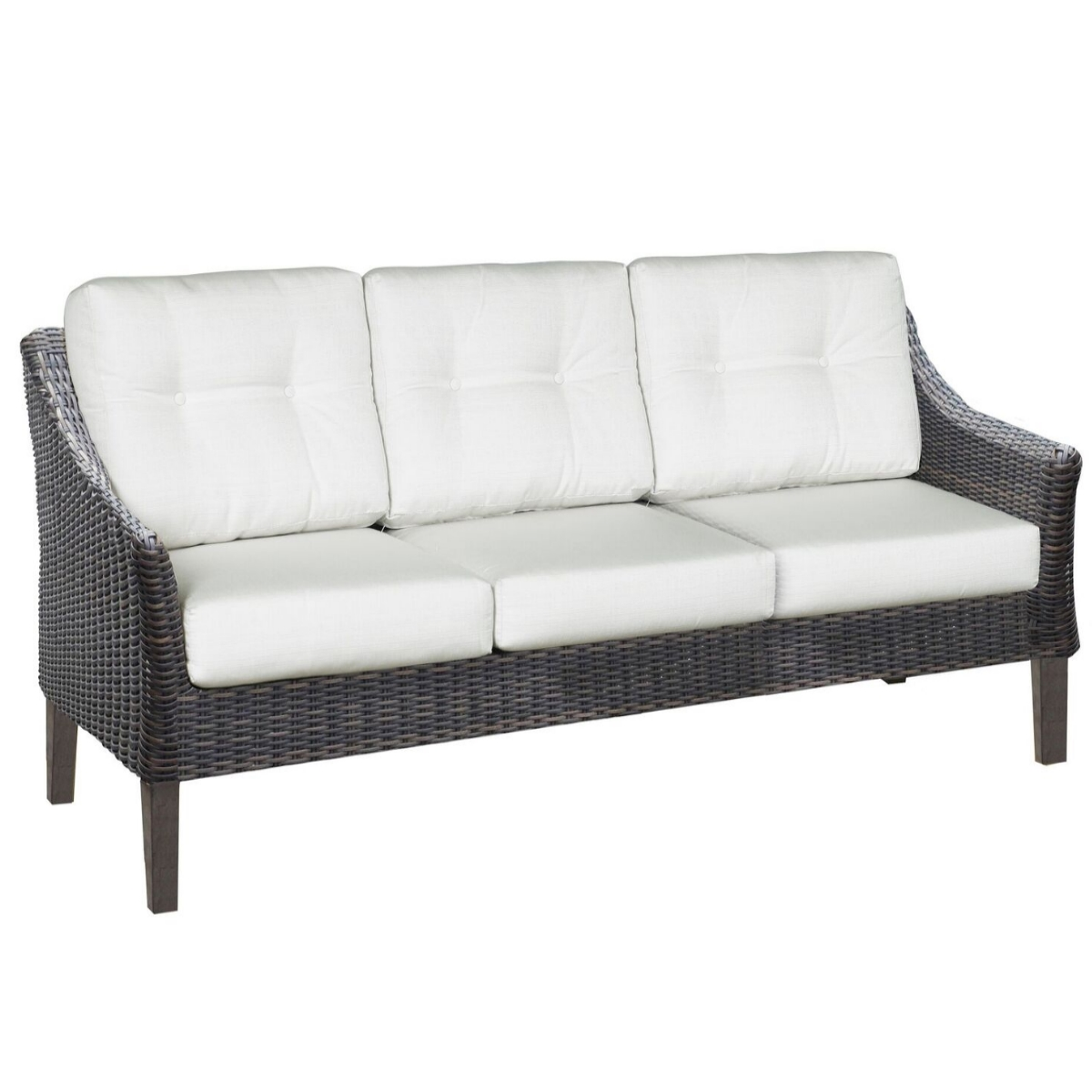 San Marino Outdoor Patio Furniture 3 Seater Sofa