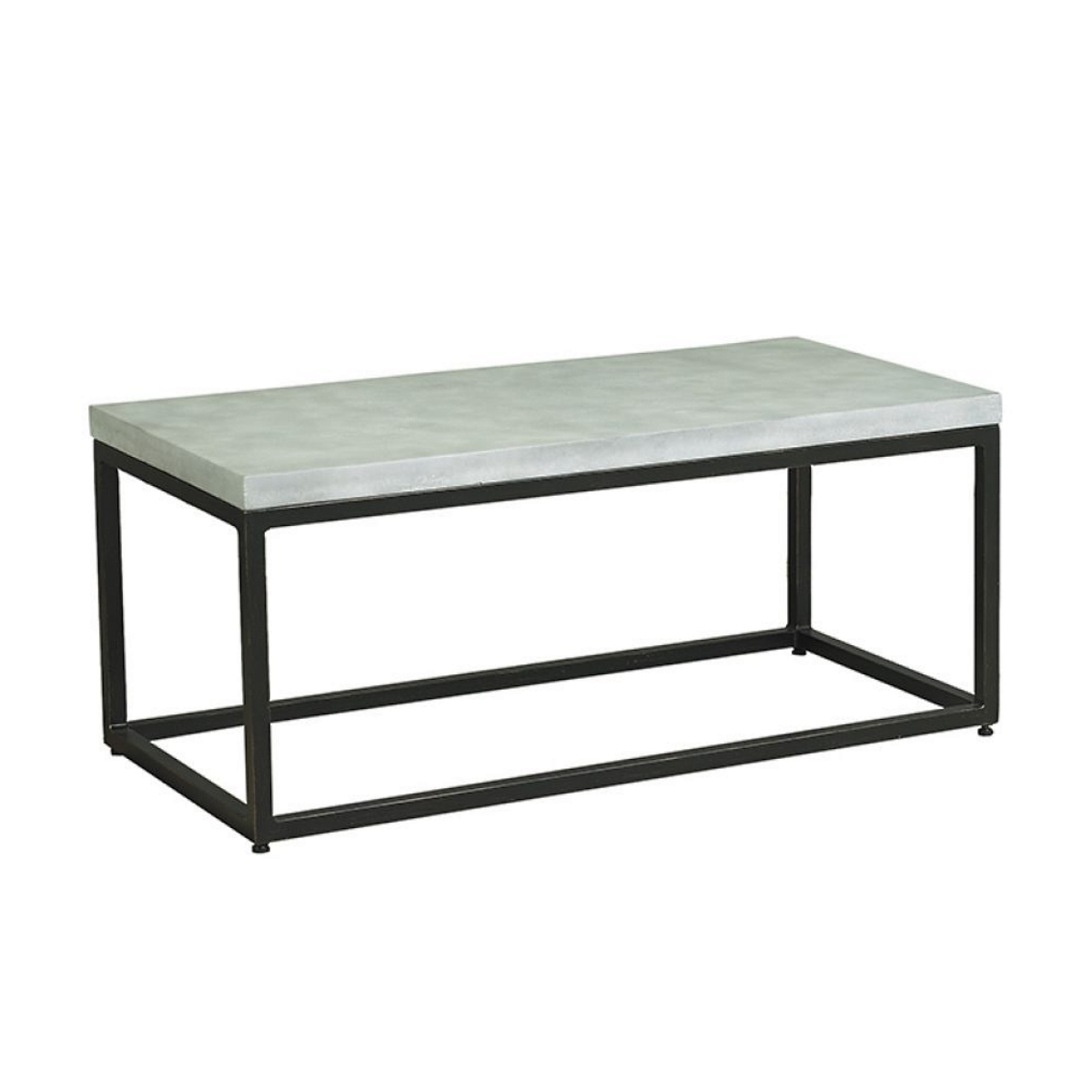 Libby Ridgewood Outdoor Patio Furniture Coffee Table With Lusso Top
