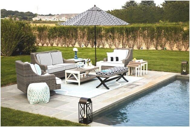 Pool Side Decor