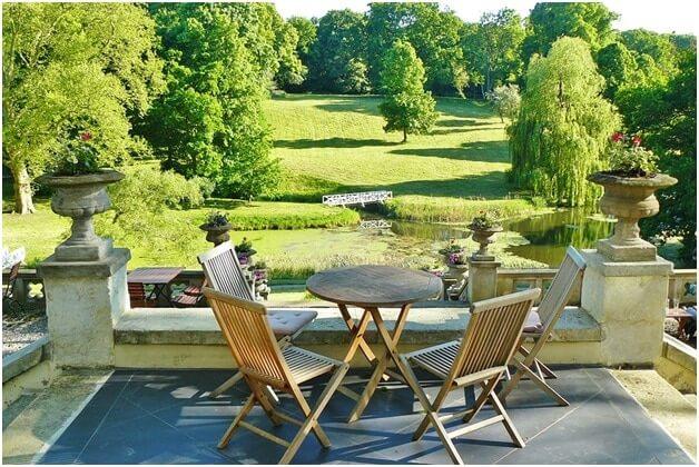 Chairs Green Garden