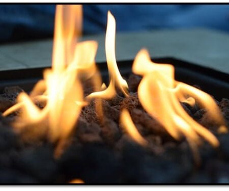 Fire and Snow—Taking Care of Your Fire Pit in the Winter