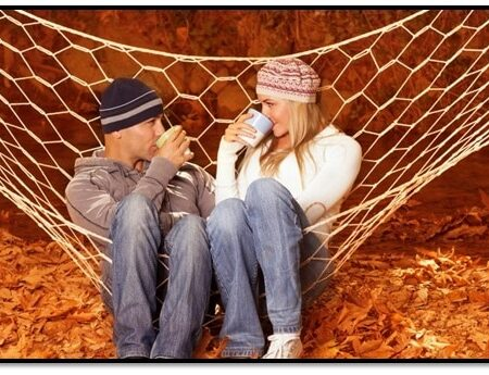 Outdoors in Winter: Setting Up the Perfect Hangout