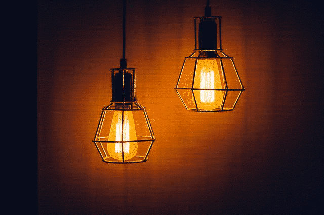 light lamp electricity power