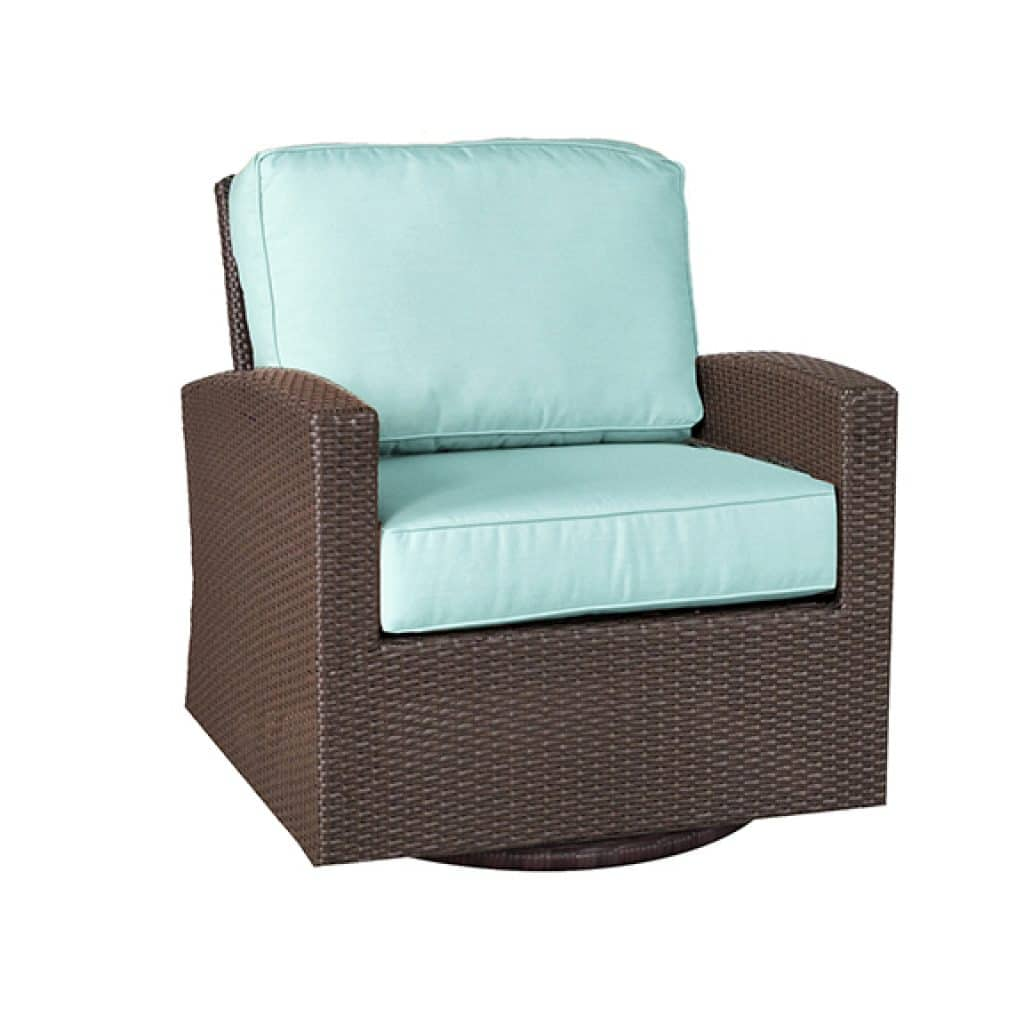 Cabo Chair Swivel Glider Replacement Cushion Patiohq