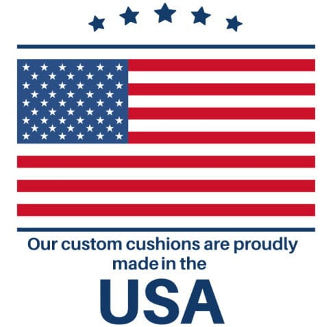 Replacement Cushions Made in the USA